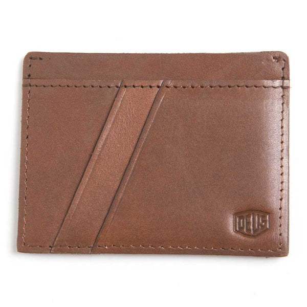 Deus Card Holder Tan