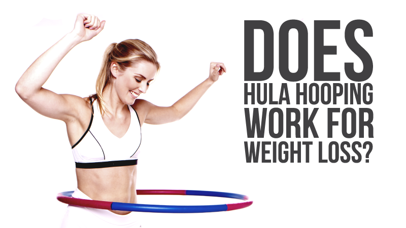 hula hooping for weight loss