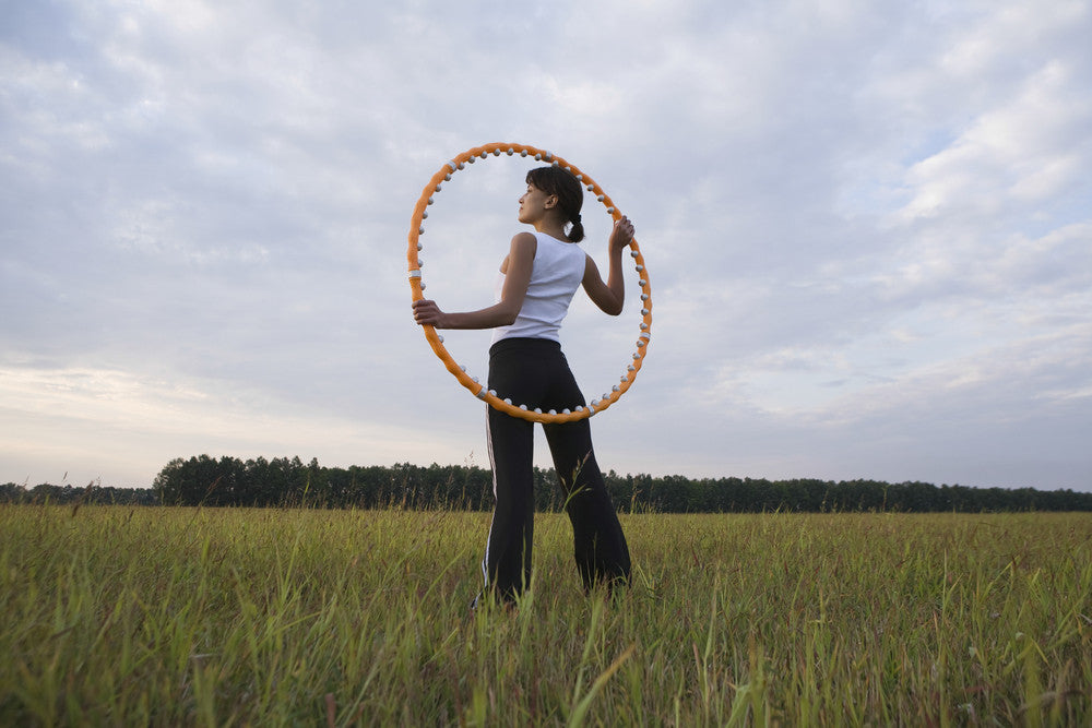 exercise hula hoops for sale