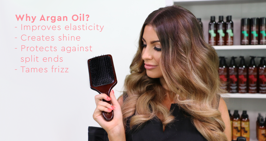 Why Oil-Infused Hair Brushes Are The Secret To Luscious, Healthy Hair