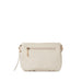 MAYA Perforated Zip Crossbody