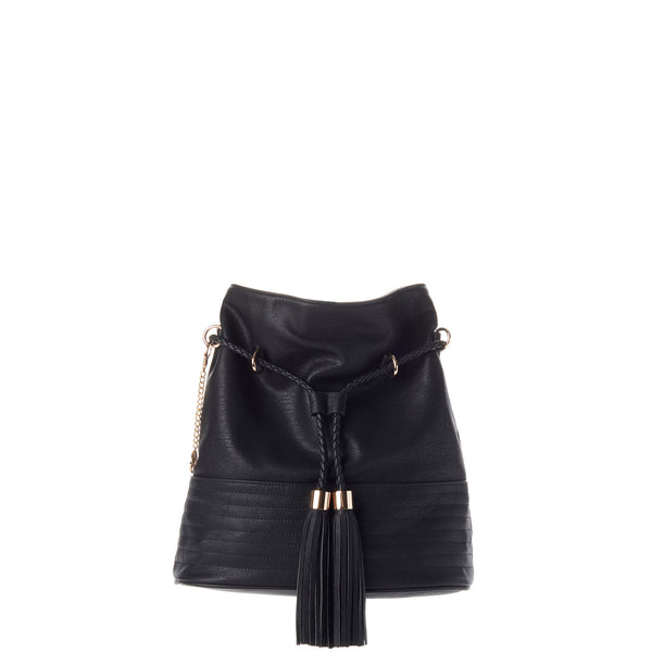 NATALIE Shoulder Bucket Bag