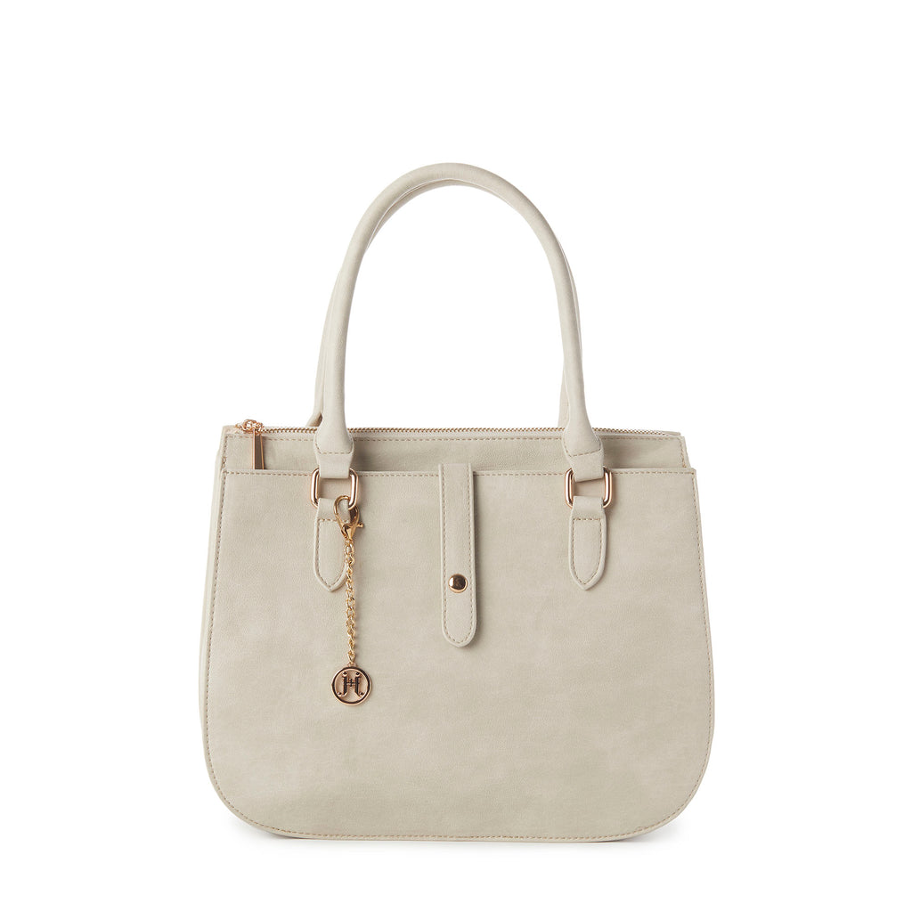 JOSIE 2-Slit Pocket Satchel Bag