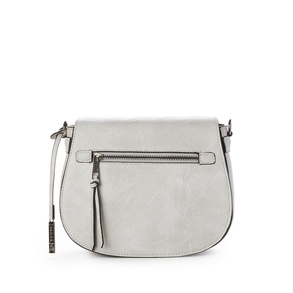 CAMILLE Zip Flap Crossbody Bag