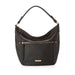 AMY Front Zip Hobo Bag