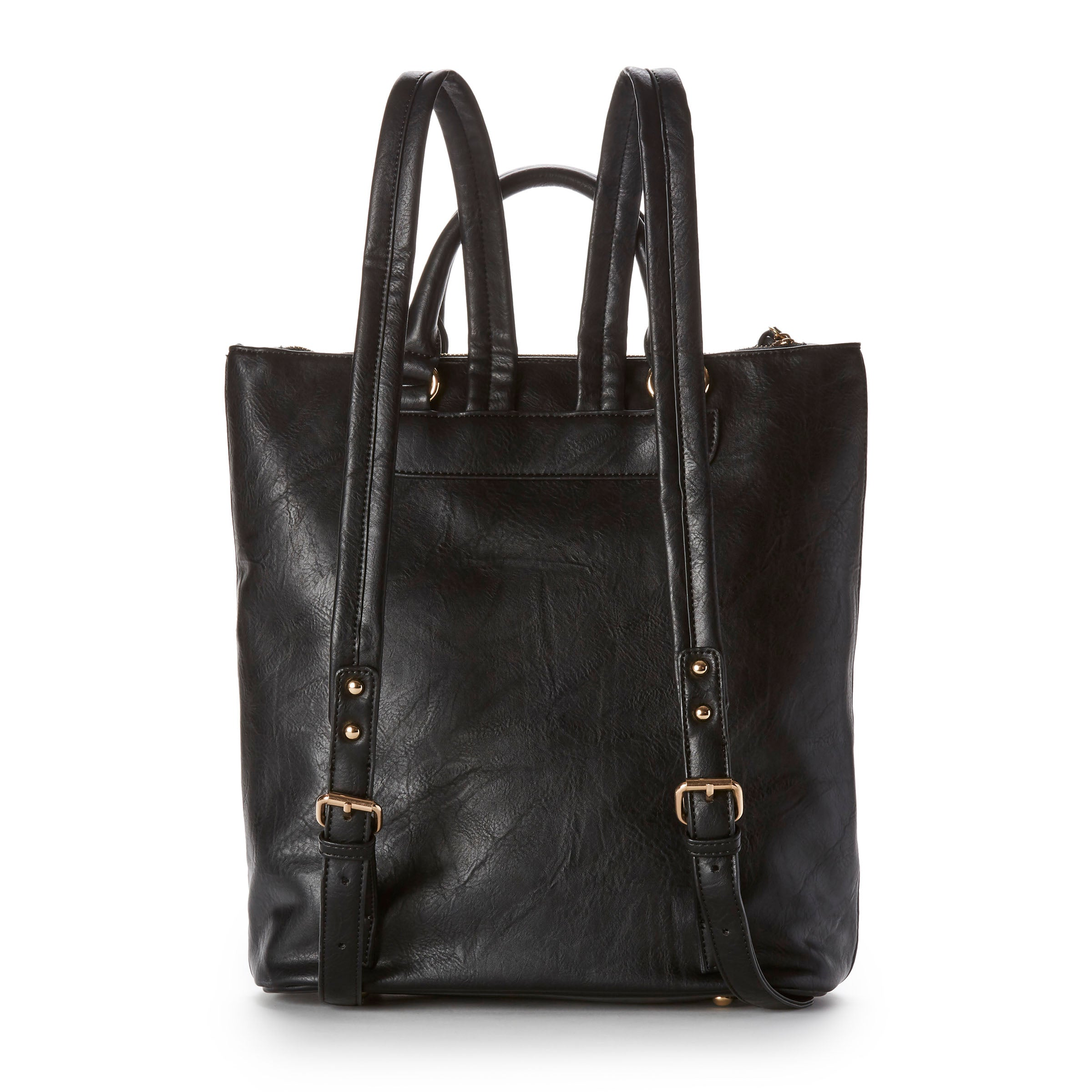 61d48625d1c Vegan Leather Tote Backpack | jeane & jax