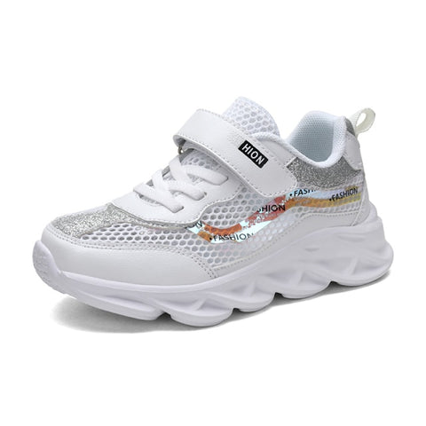 Girls Ultra Breathe Fashion Sneakers