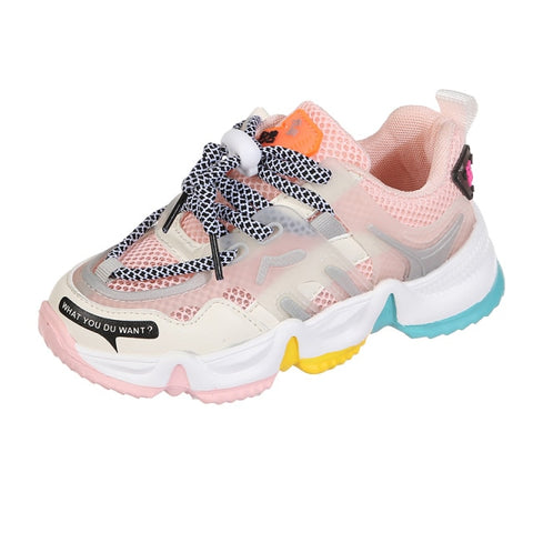 Girls Chunky SF44 Sneakers
