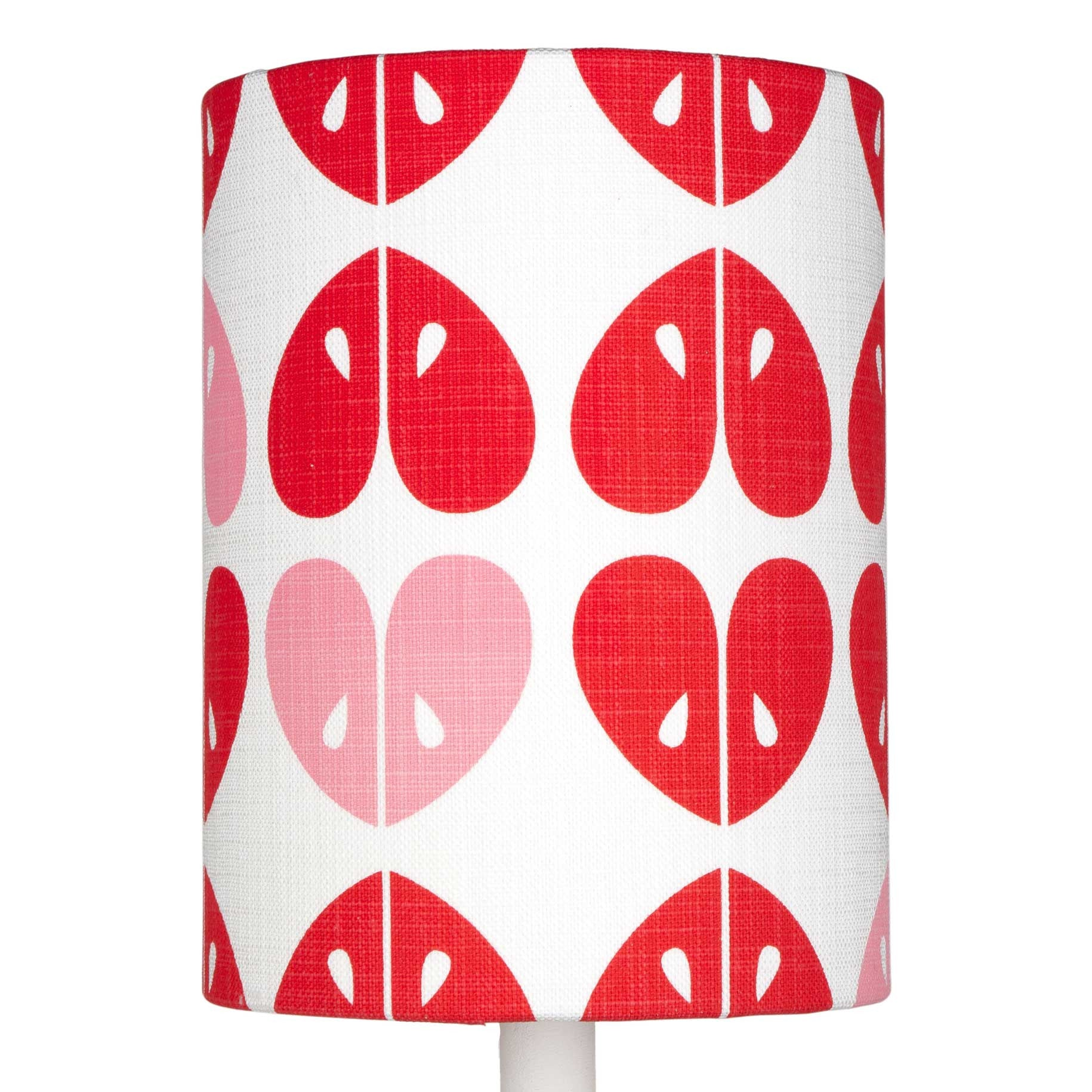 Apples table lampshade