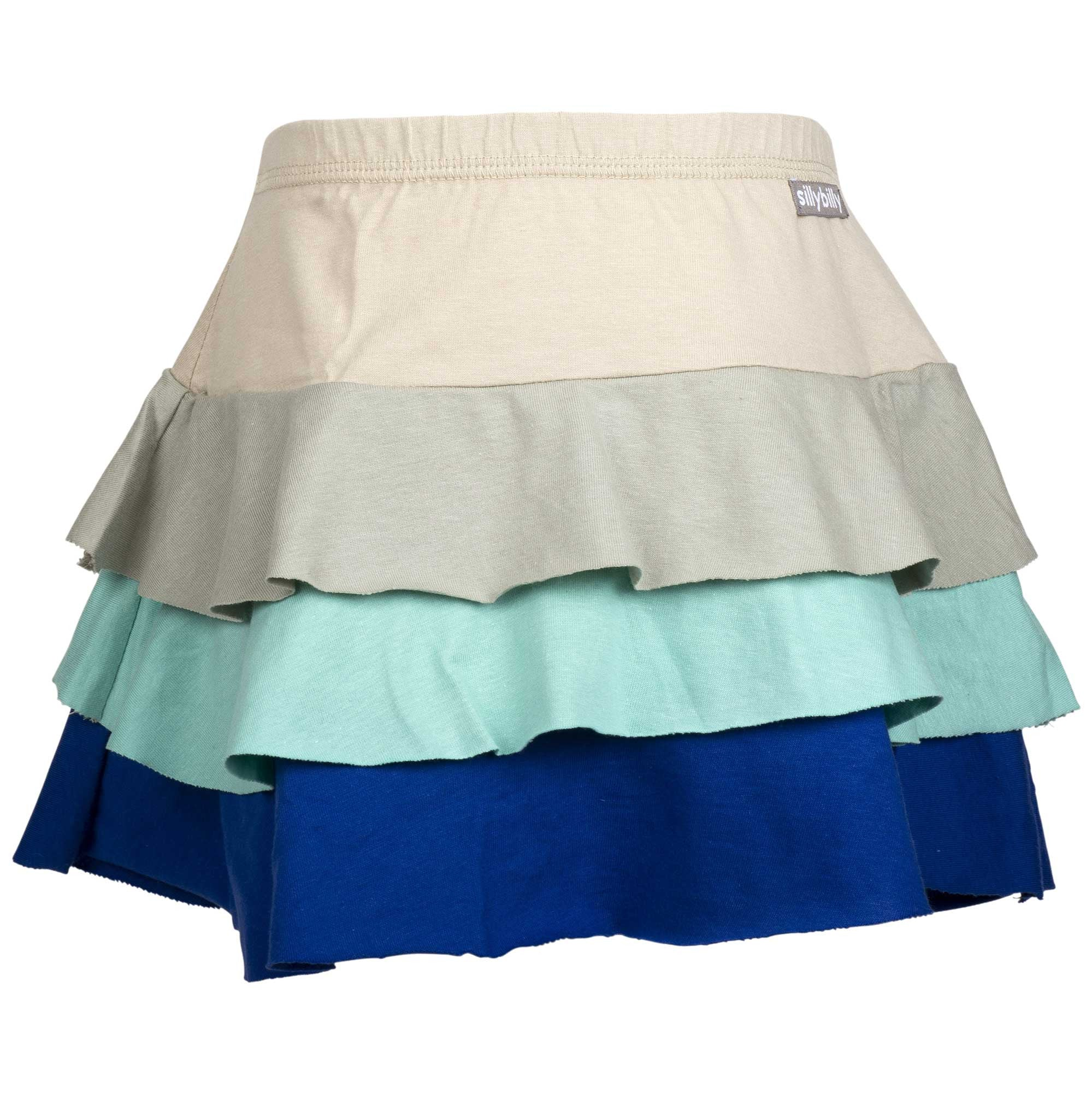 Carnival tiered skirt