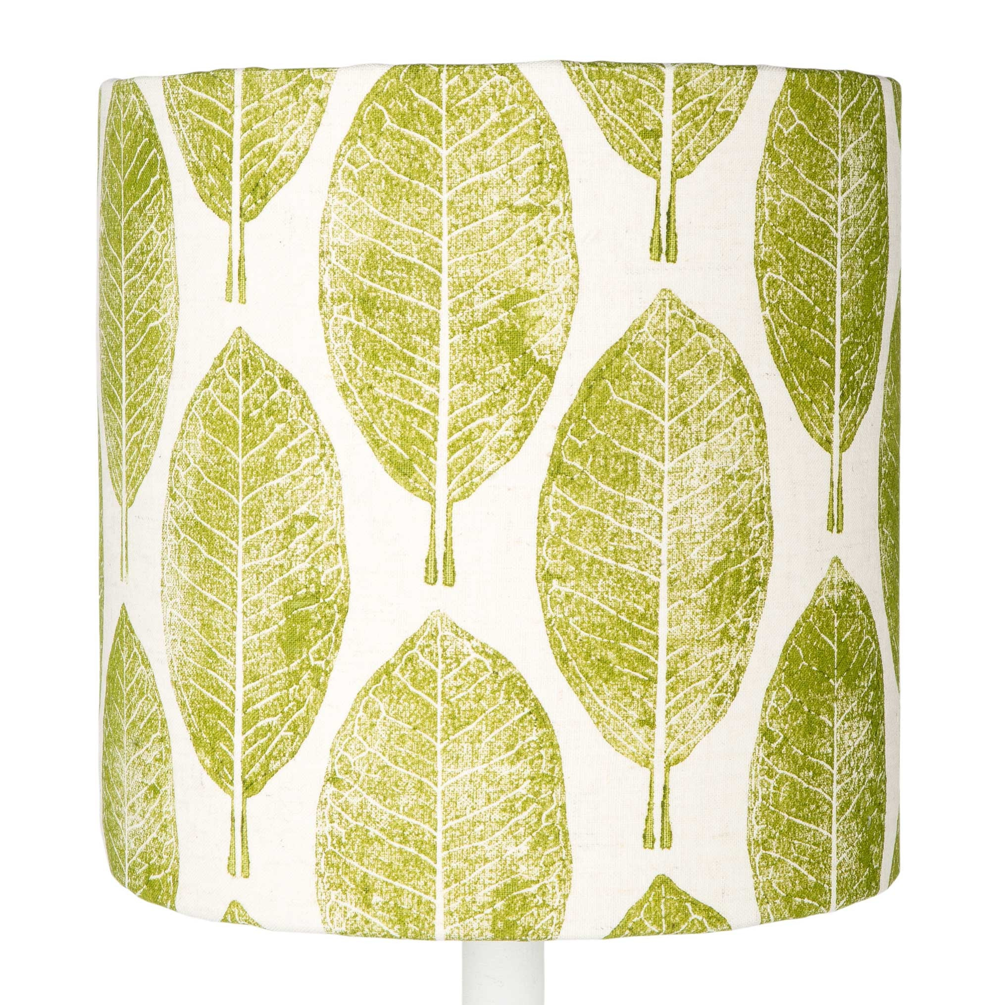 Green Leaves table lampshade