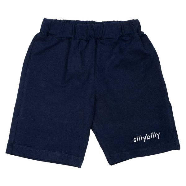 Navy boy's shorts