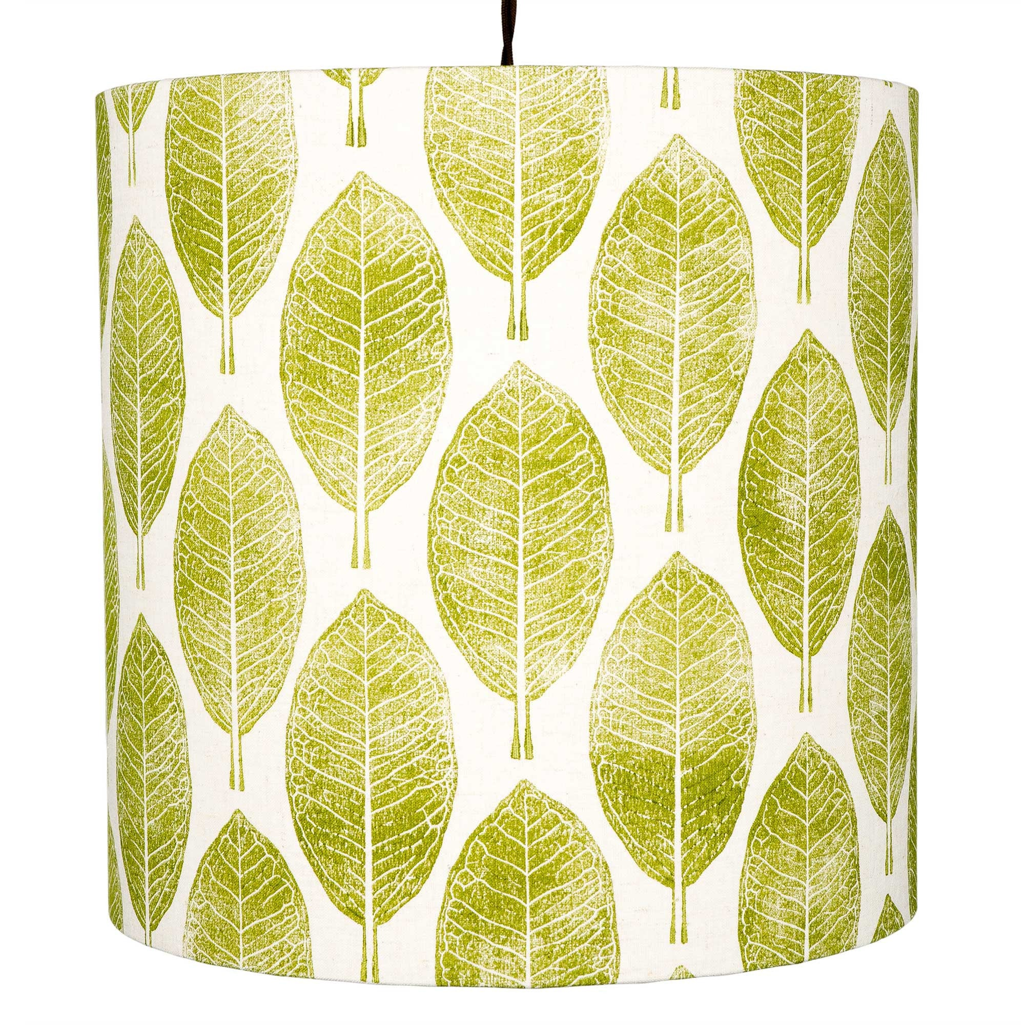 Green Leaves pendant lightshade