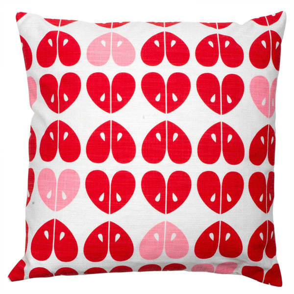 Apples mini cushion