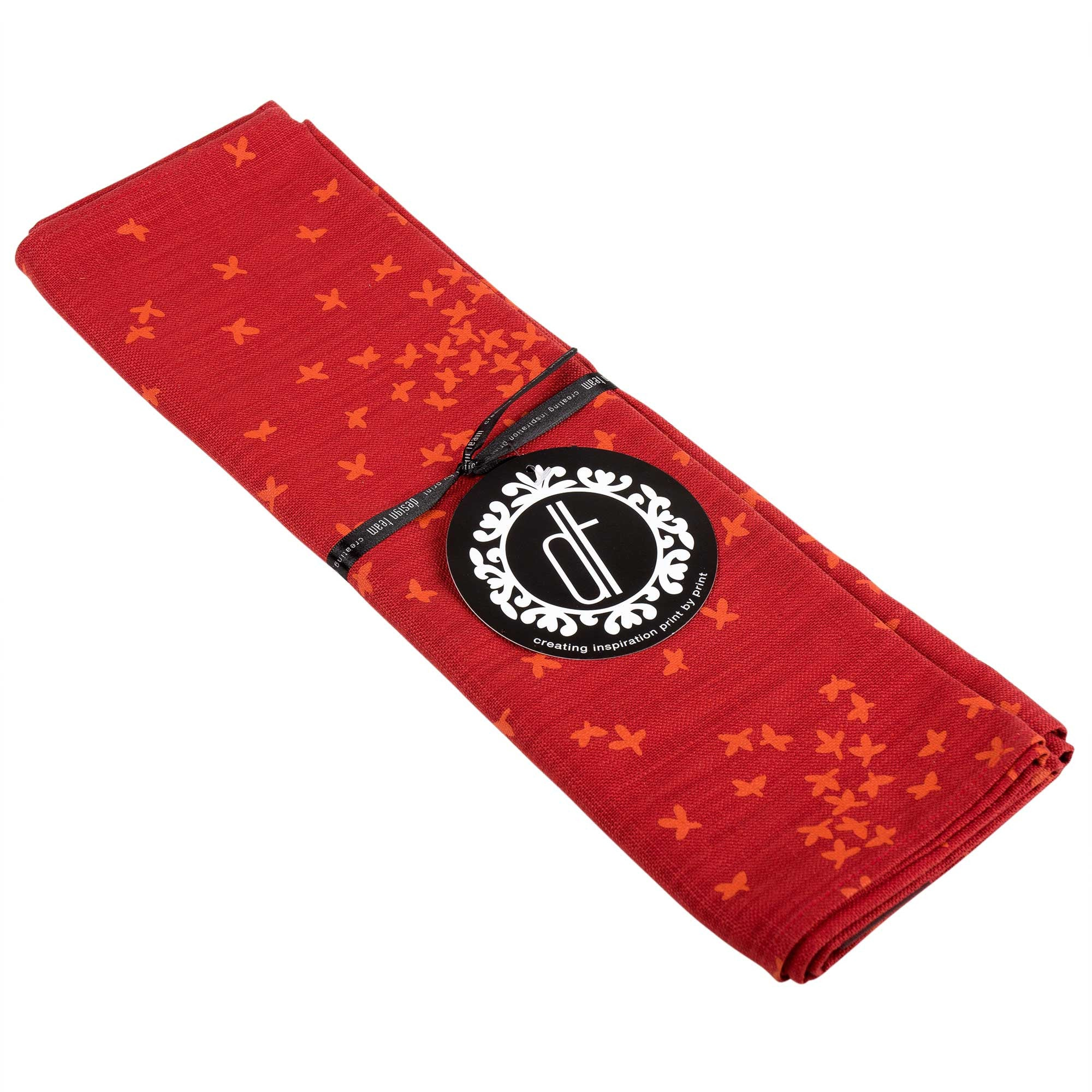 Table runners – reds