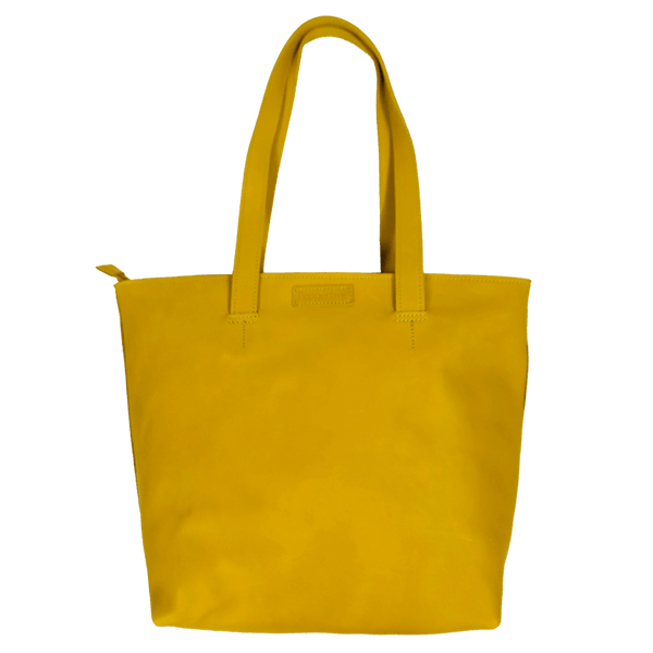 Leather Highline Tote Bag