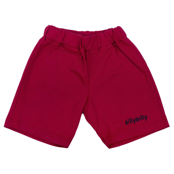 Red boy's shorts
