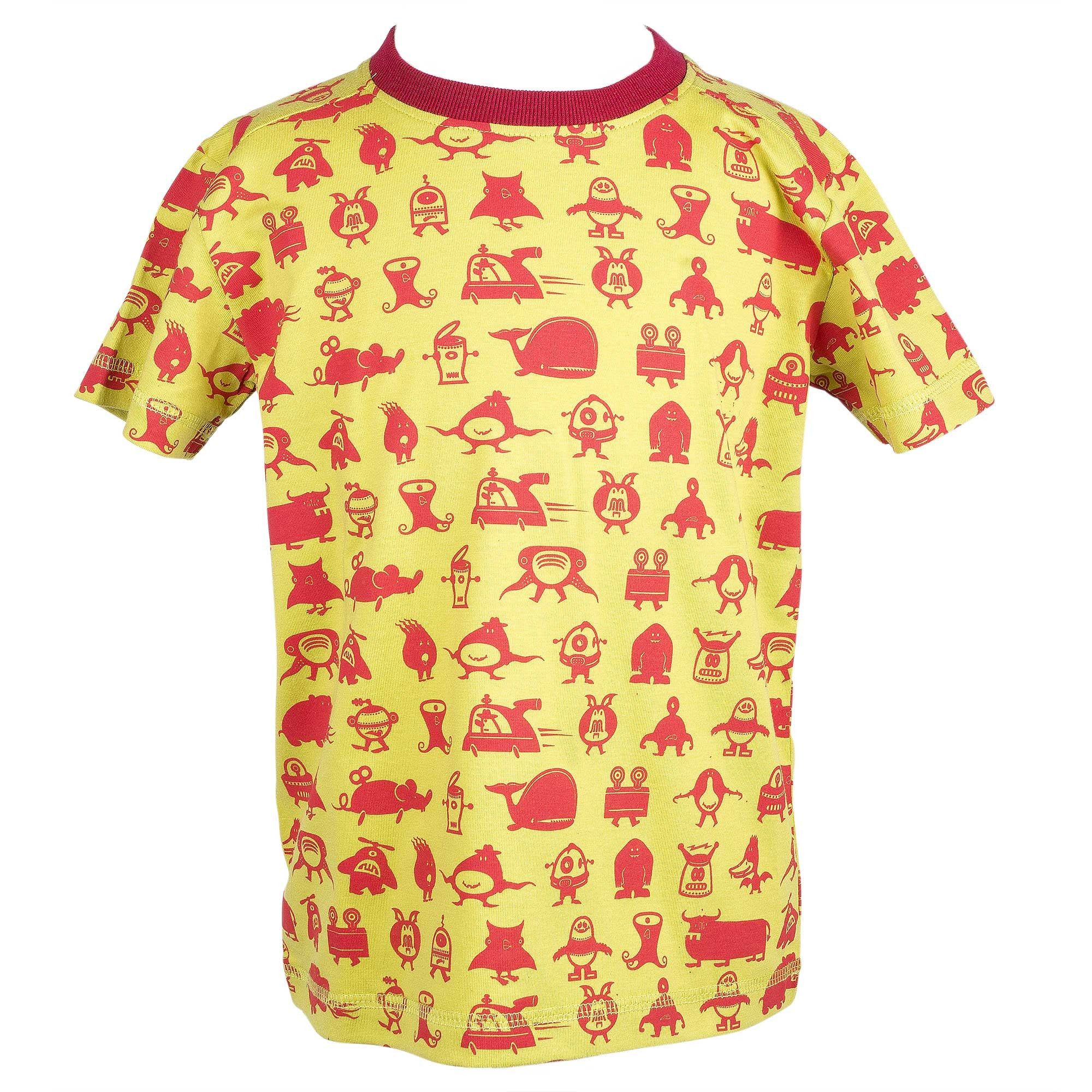 Funky Monsters boy's t-shirt