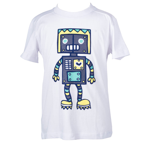 Big Robot boy's t-shirt