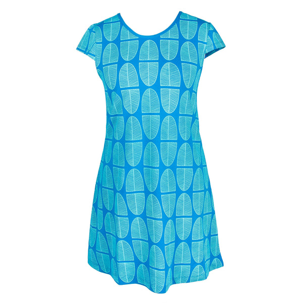 Blue Hawaii Betty dress
