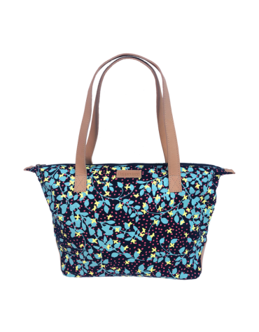 Fabric daily bag