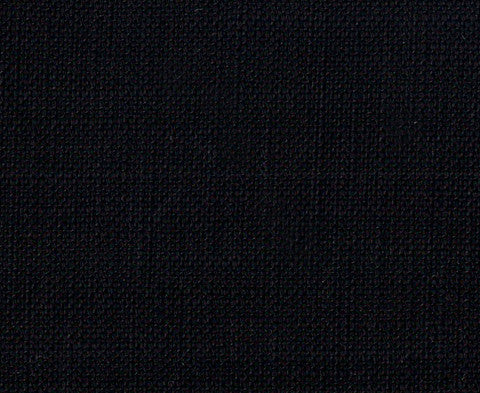 Black plain cotton