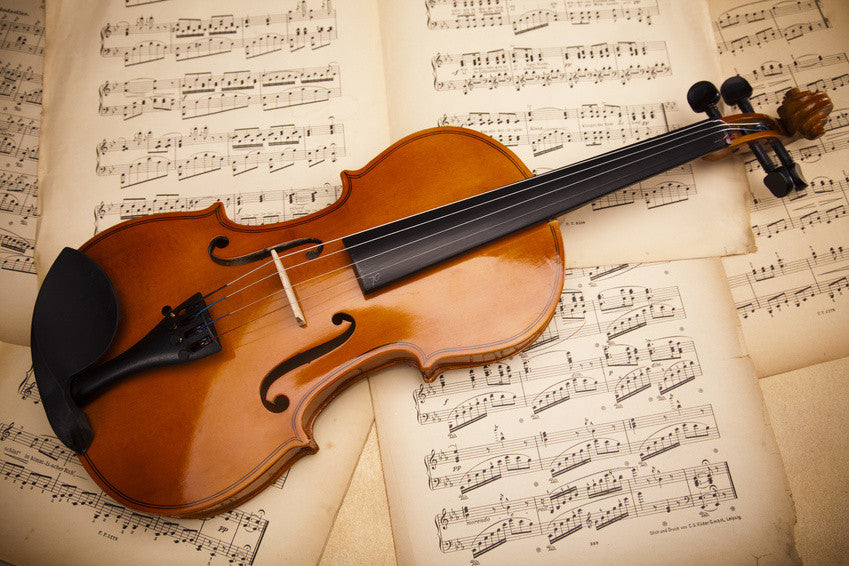 Studio Violin Lessons: monthly rate.