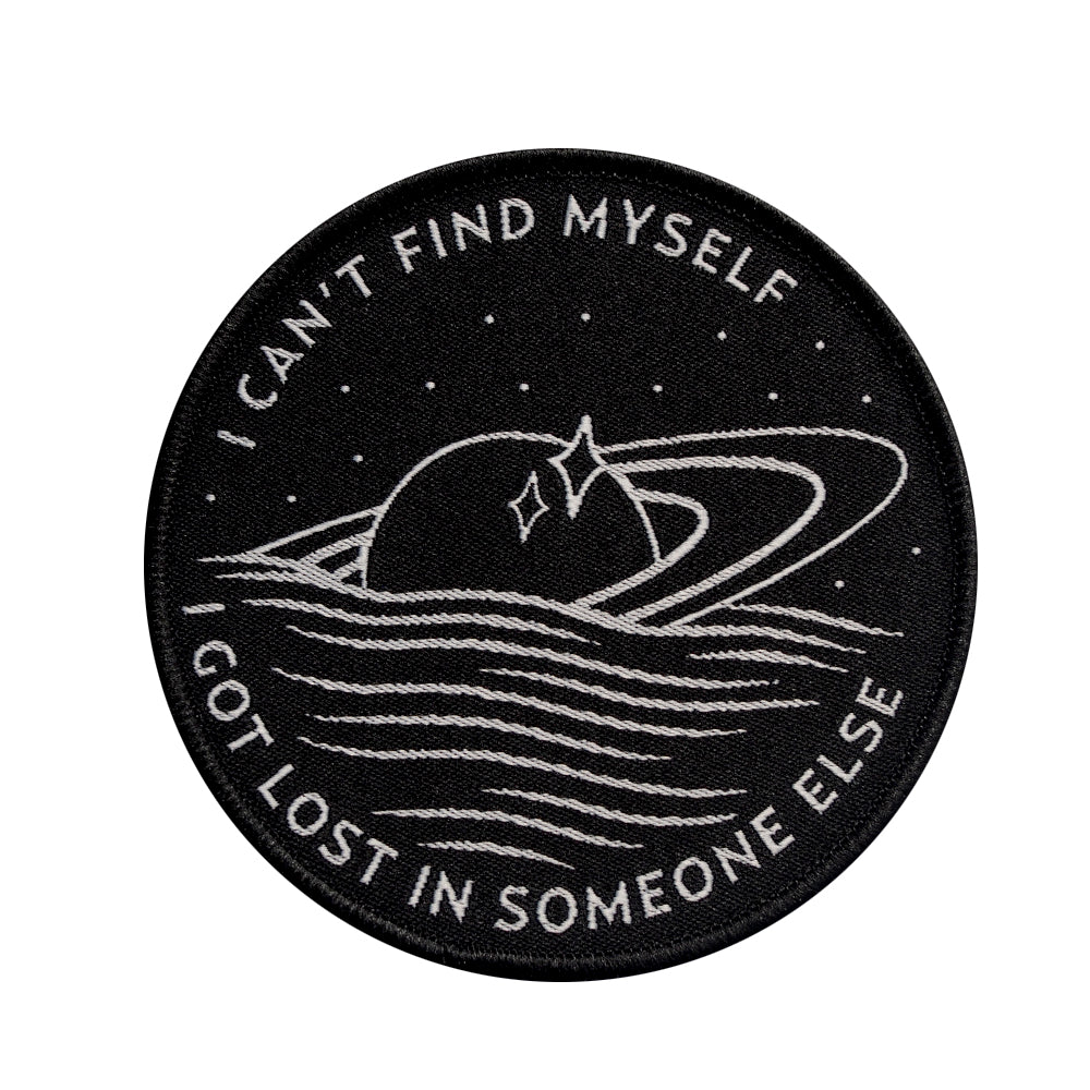 I can't find myself - Woven Patch