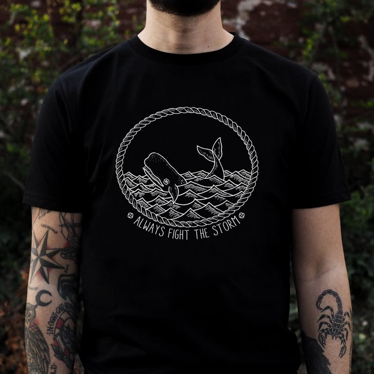Always Fight The Storm -  Unisex T-Shirt