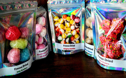 Freeze Dried Candy