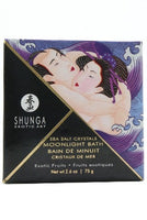 Shunga Sea Salt Bath Crystals 2.6oz - Available in 4 different scents