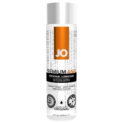 System Jo Premium Silicone Anal Lubricant 4oz