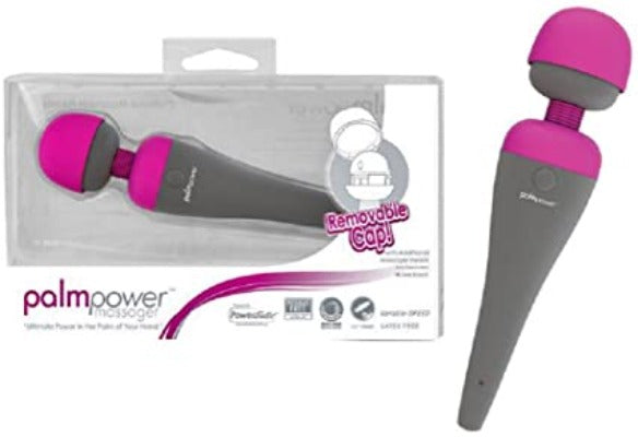 PalmPower Personal Massager 'Plug-In'