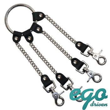 Ego Driven Hogtie Stainless Steel