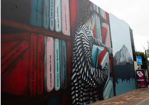 'Discover Your Hāwera' by Lotte Hawley