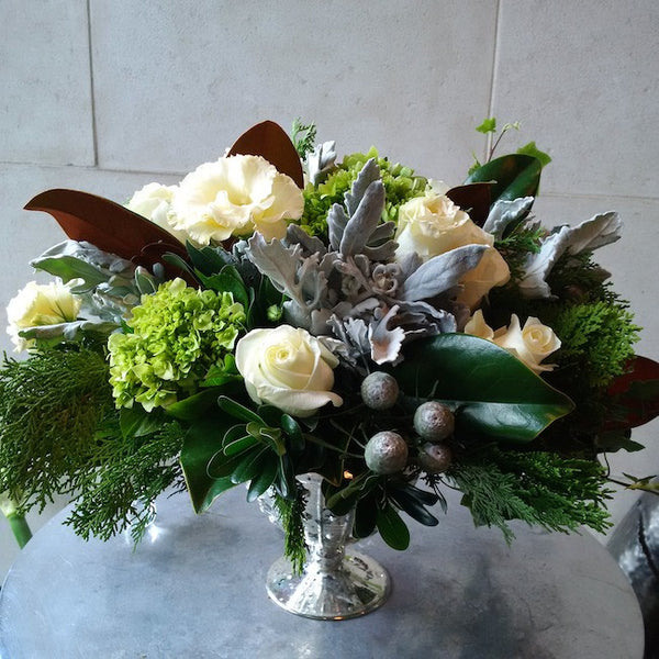Winter White Arrangement