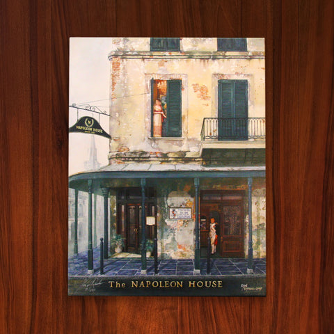 Napolean House Giclee