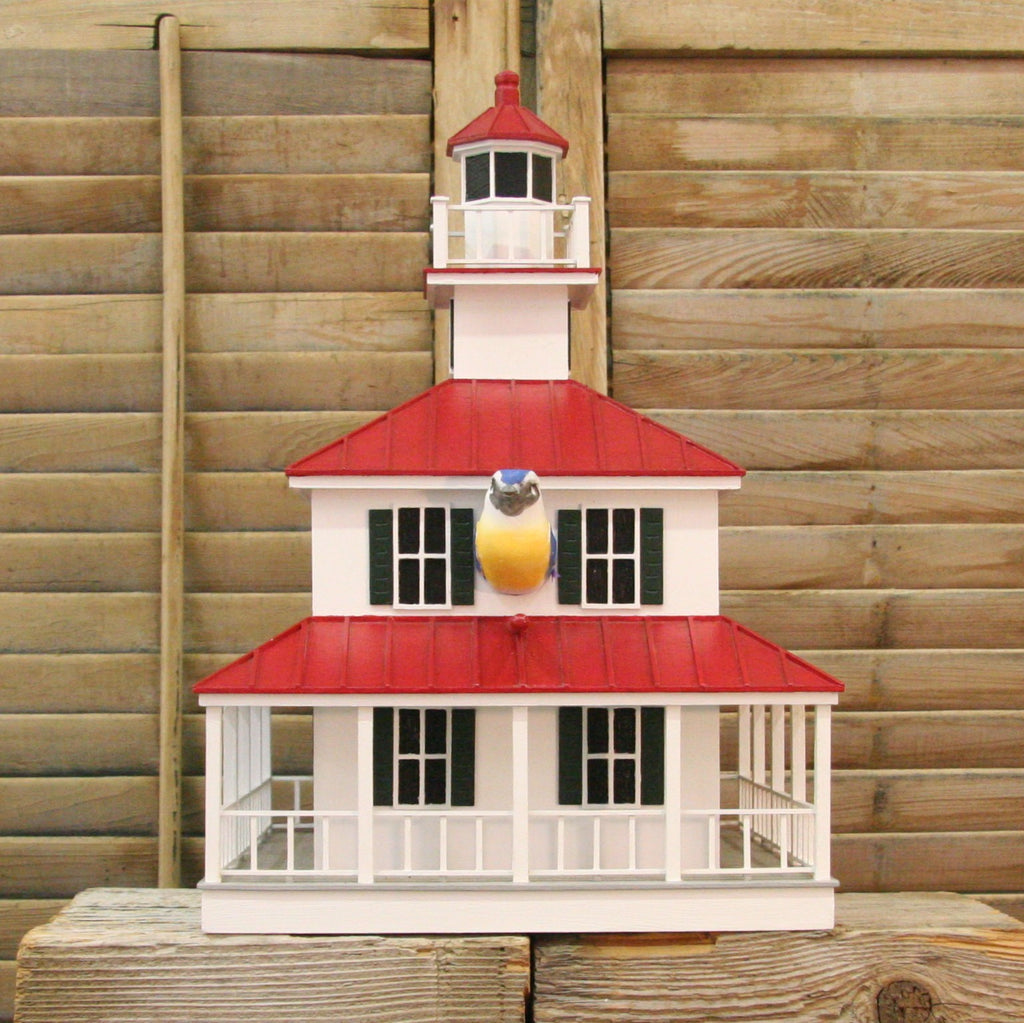 Lighthouse Birdhouse