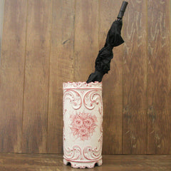 Handpainted Umbrella Stand