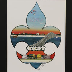 Bay Saint Louis Print