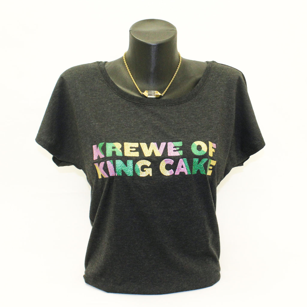 Krewe of King Cake Shirt