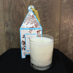 Japanese Quince Candle