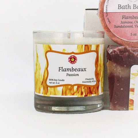 Aromatherapy Candle
