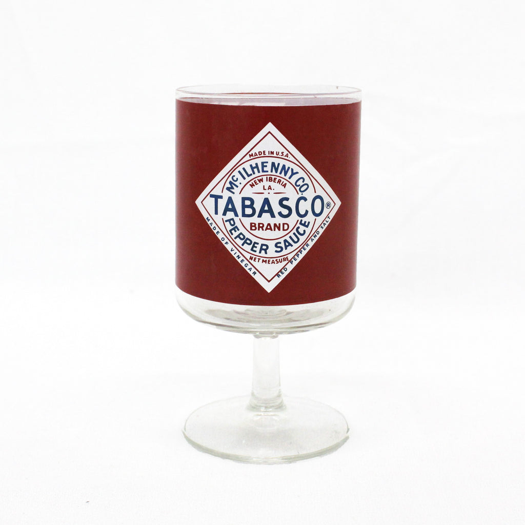 Tabasco Glass