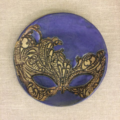 Purple Mask Plate