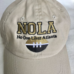 NOLA Saints Hat