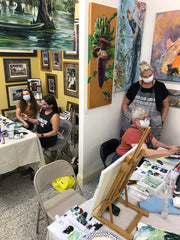 One-Day Painting Workshop