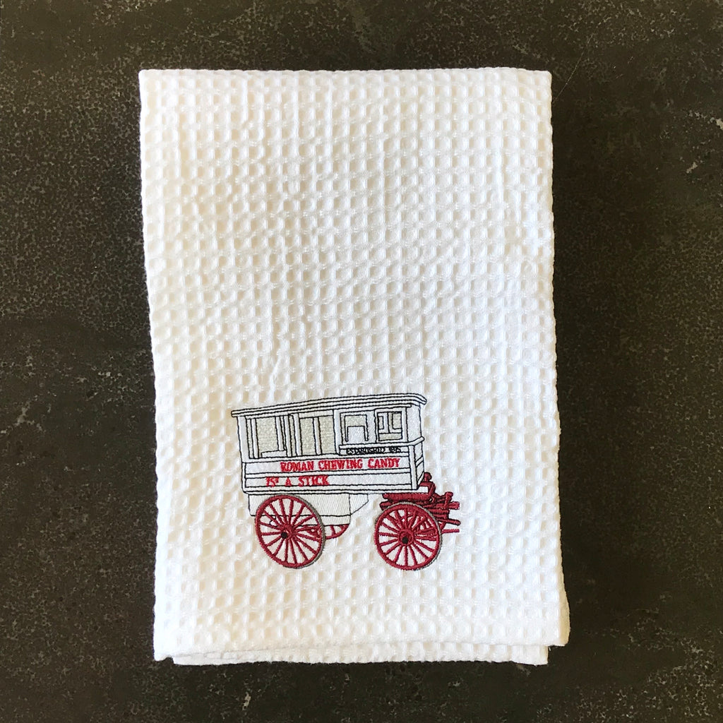 Roman Candy Towel