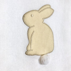 Cottontail Ruffle Towel
