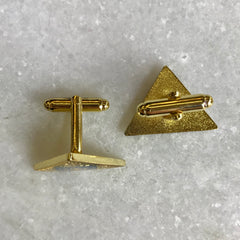 Krewe of Thoth Cuff Links